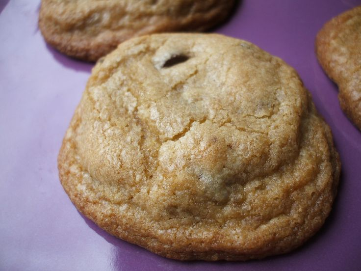 Browned Butter Chocolate Chip Cookies | The Cookie Jar | Pinterest