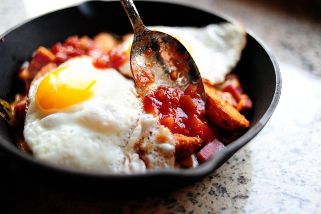 The Eggberts Sunriser | Recipe