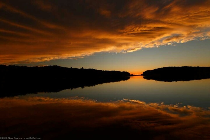 Sunset on the Water   Our Beautiful Planet   Pinterest