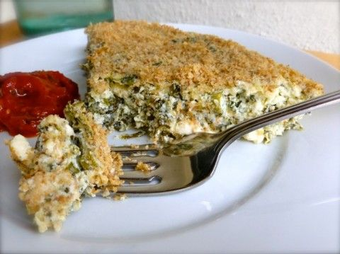 + Delicious Spinach & Feta Crustless Quiche - 4 WWPP http://simple ...