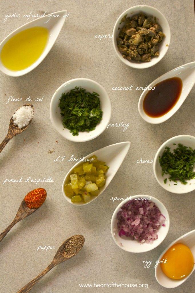 steak tartare | recipe | Pinterest