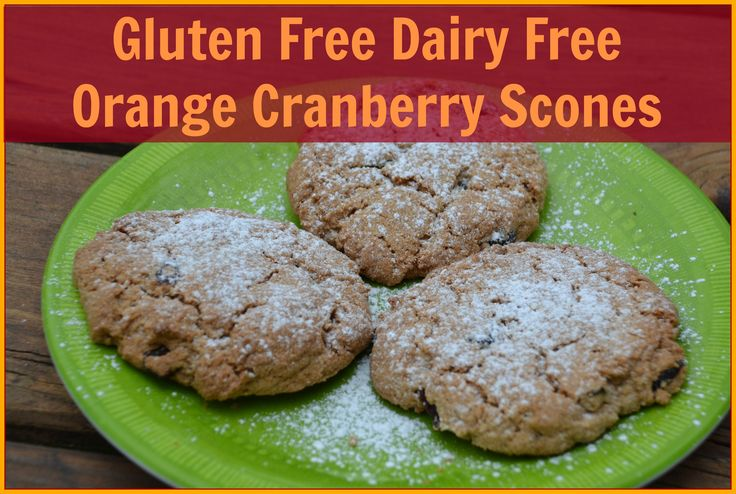 orange cranberry scones | Recipes | Pinterest
