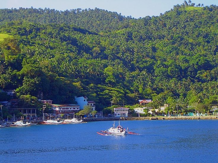 Tablas Island Philippines