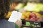 Meal Planning 101- Making Your Grocery List (with tools)