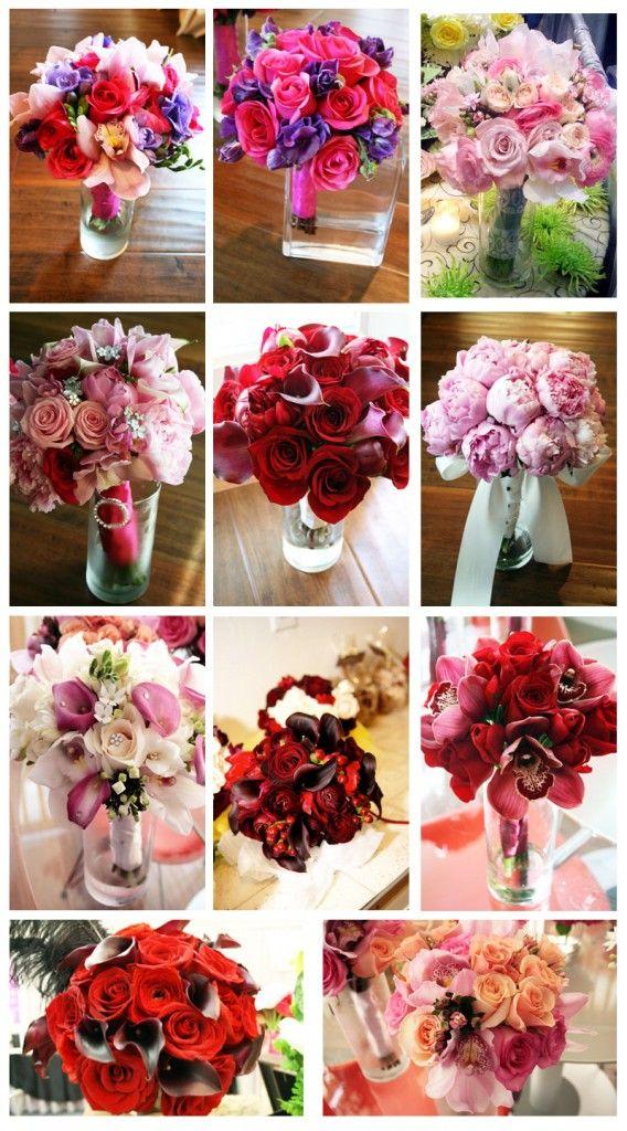 Valentine 39 S Wedding Bouquets Wedding Ideas Pinterest