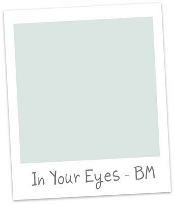 Benjamin Moore In Your Eyes Paint Color Ideas Pinterest