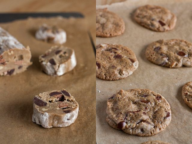 Buckwheat Chocolate Chip Cookies | Desserts | Pinterest
