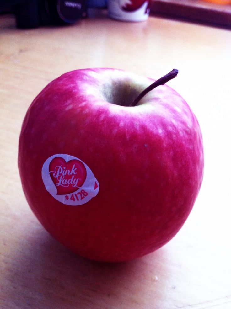 Pink Lady Apple | www.imgkid.com - The Image Kid Has It!