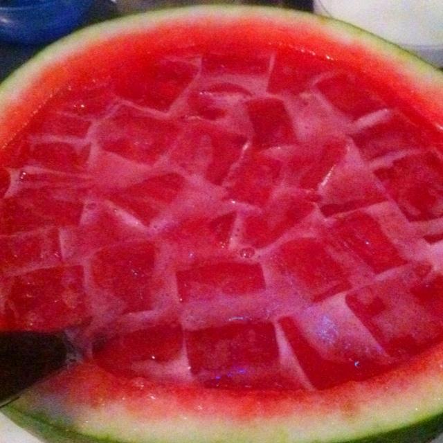 Watermelon Soju | Food and Drinks | Pinterest