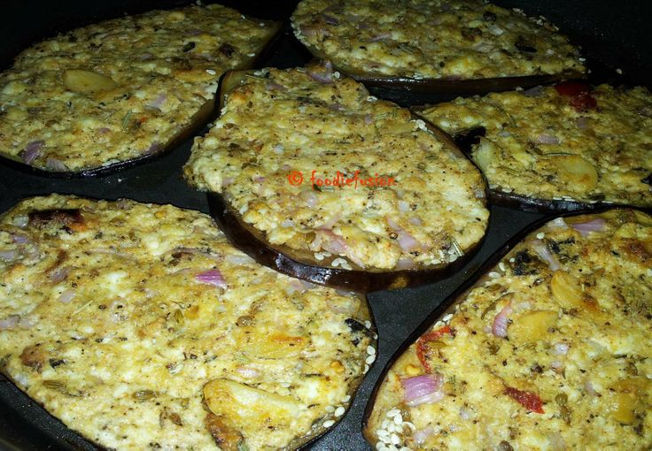 With Indian cheese (Paneer) | Foodie Fusion1. Eggplant / Brinjal ...