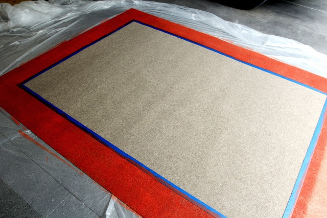 DIY Outdoor Rug submited images