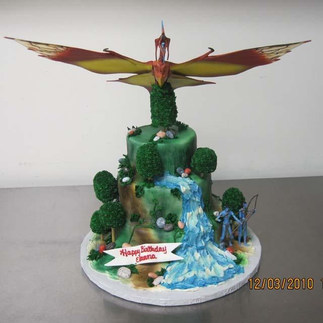Cake Anatomy-Avatar