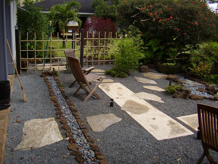 Zen Garden Ideas For Small Spaces Photograph   small zen spa