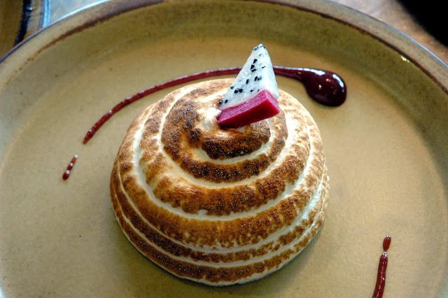 Baked Alaska | Meringue Pie ! | Pinterest