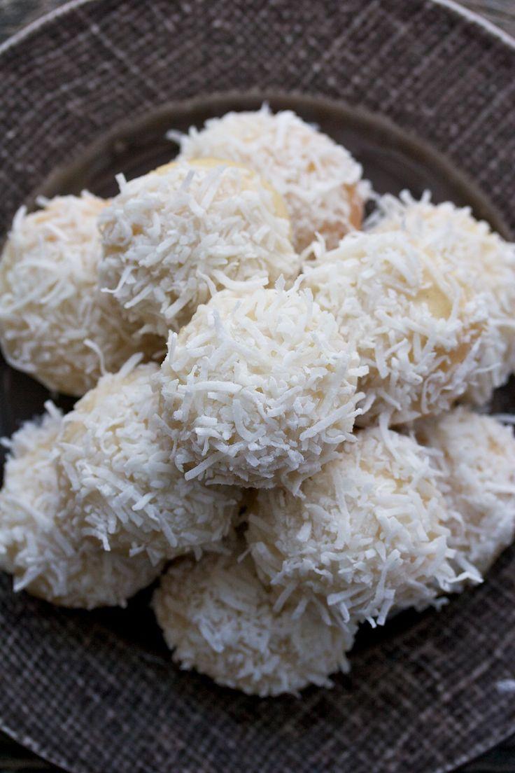 snowball cookies | Cookies | Pinterest