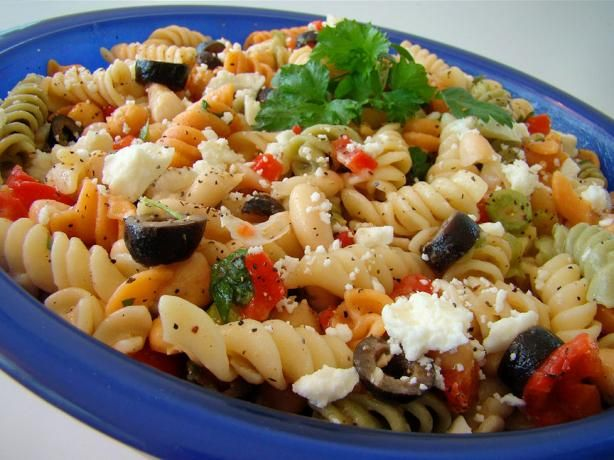 Italian Pasta & Bean Salad from Food.com: very yummy, made it Sunday ...