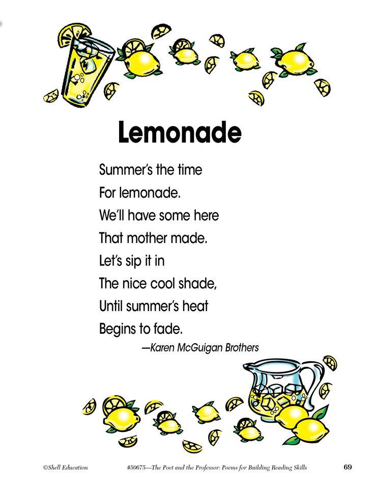 Glass of refreshing lemonade because today is national lemonade day