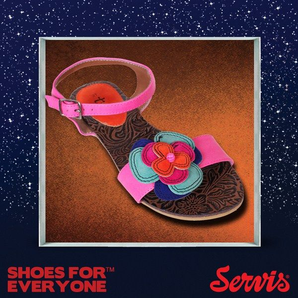 Servis Footwear Collection 2013 For Kids | FashionInStep.Com