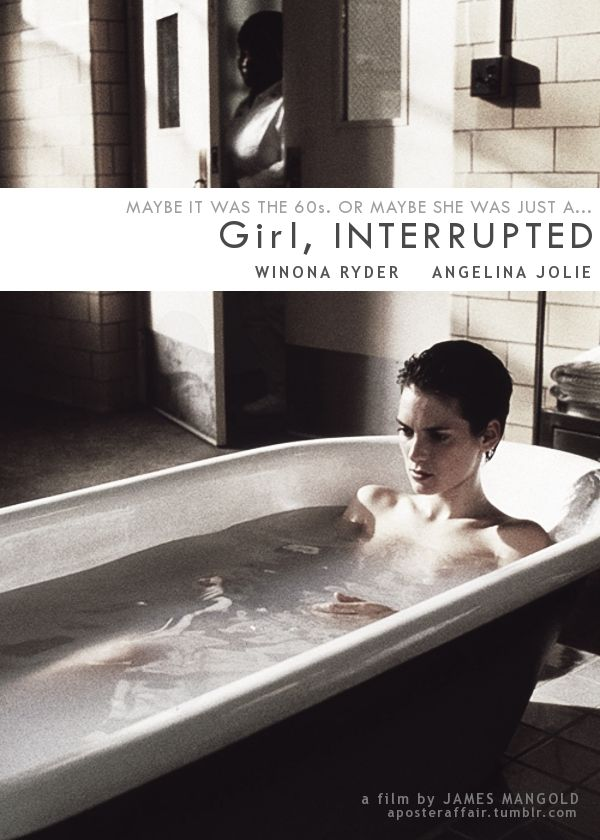 girl interrupted movie paper essay Girl interrupted essay - part 3  the movie girl interrupted is an interesting movie that delves into the psychology of multiple young girls in an in-house psychiatric facility - girl interrupted essay introduction the two main characters in the movie are susanna, played by wynona rider, and lisa, played by angelina jolie.