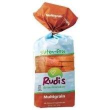 Rudi's Gluten Free Multigrain Sandwich Bread 18 oz (pack of 8) by Rudi ...