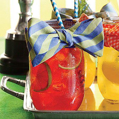 Homemade Cherry Soda