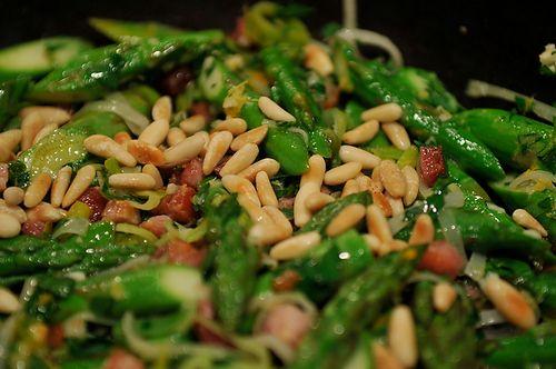 Absurdly Addictive Asparagus — bite-size pieces of tender crisp ...