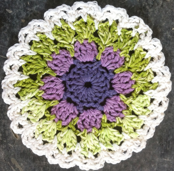 Pin by Corliss Ritchie on Crochet:Flowes/Hearts/Stars ...