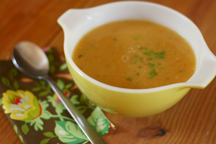 Yellow Split Pea Soup | Soups | Pinterest