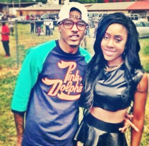 "August Alsina & Sevyn Streeter | August ""I luv this shit ..."