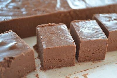 fudge using marshmallow creme.