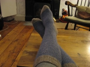 Knitting Pure and Simple Sock Patterns - 9728 - Beginner Socks for
