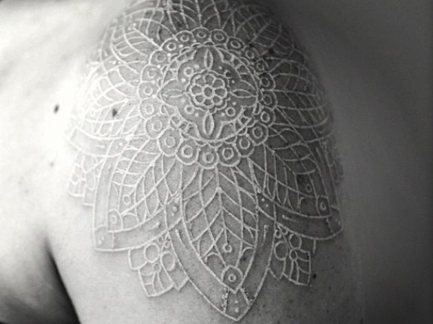 White lace tattoos pinterest for White lace tattoo