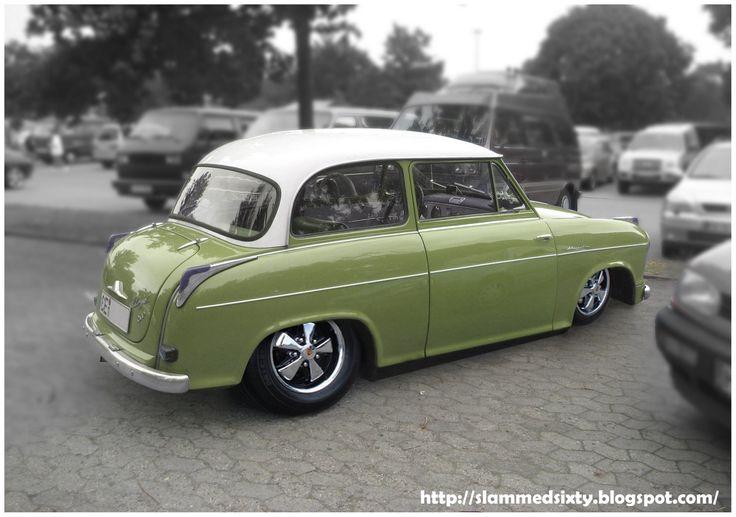 Lloyd 600 vehicles hot rods pinterest