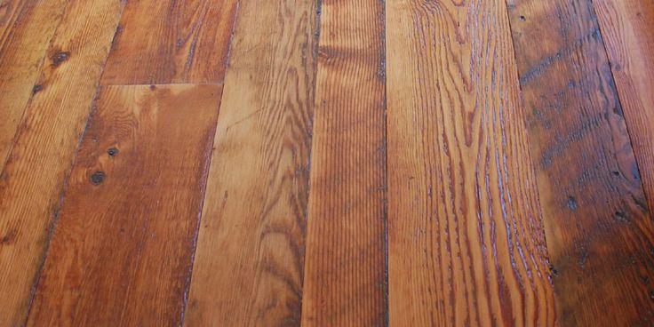 Pin by annie carson on homes gardens that i love pinterest for Reclaimed douglas fir flooring