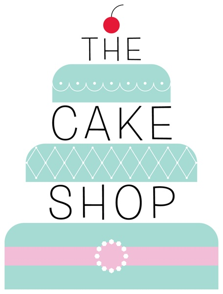 the cake shop logo design logo pinterest