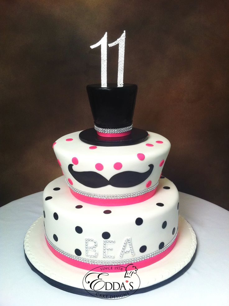 Pin by Edda s Cake Designs on Birthday Cakes Pinterest