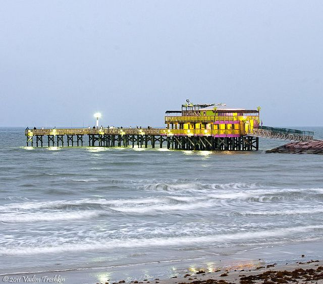 Pin by molly brown on getaways for long weekends pinterest for Galveston pier fishing