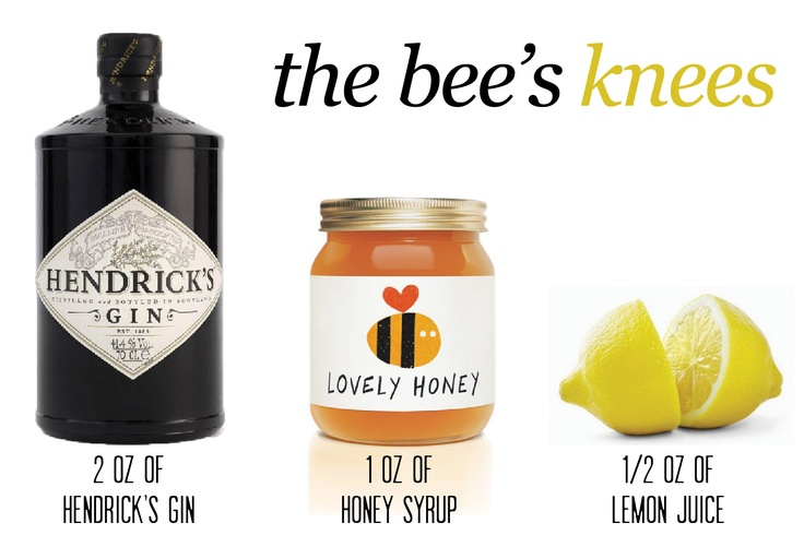 The Bee's Knees | Entertaining | Pinterest