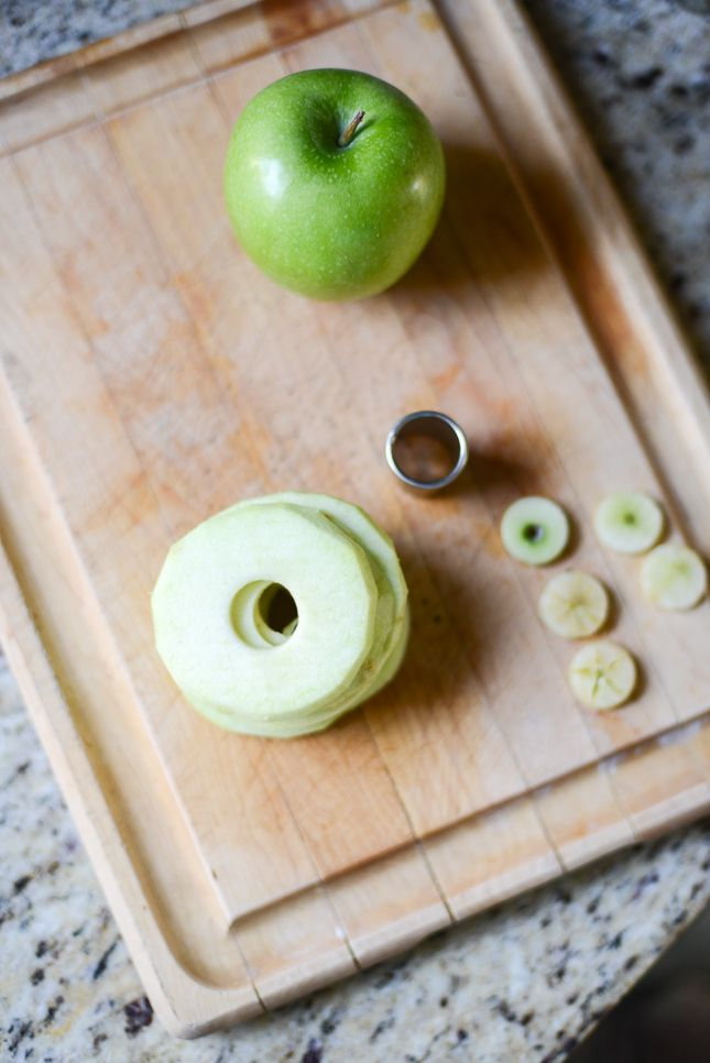 This is how we make apple fritter rings. #recipe