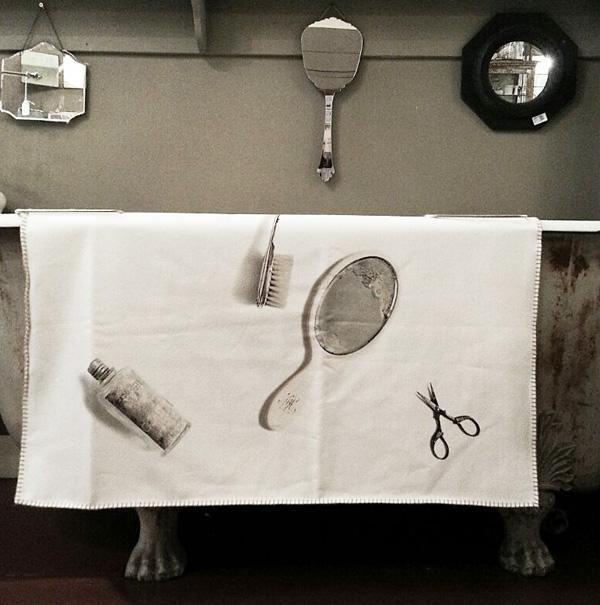 Bathmat Accessoires salle de bain Affaire d Eau collection & stock...