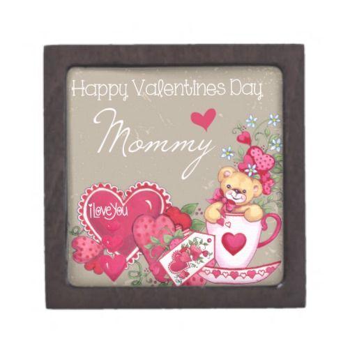 happy valentine day mommy
