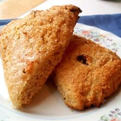 """Maple Oatmeal Scones 