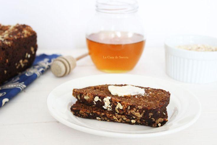 Honey Oat Bread_La Casa de Sweets | Breads, Rolls, Biscuits... I'd Li ...