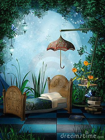 fantasy bedroom with lamps home decor pinterest