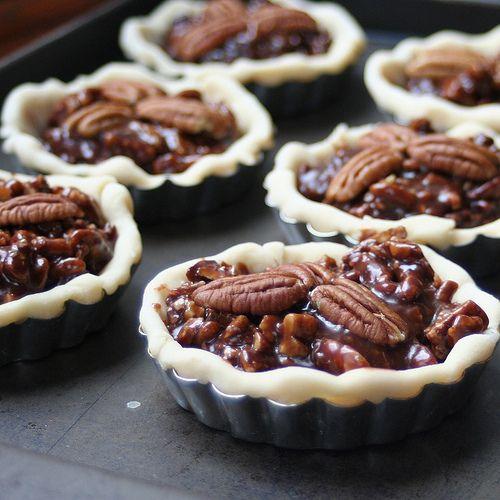 pecan pie tartlets | My beautiful wonderful daughter | Pinterest