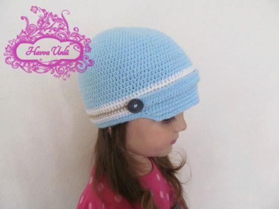 Amigurumi Crochet Hat Patterns : Hat Pattern (Crochet, Amigurumi)