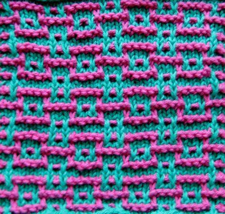 Dotted box Knit Stitch Patterns Pinterest