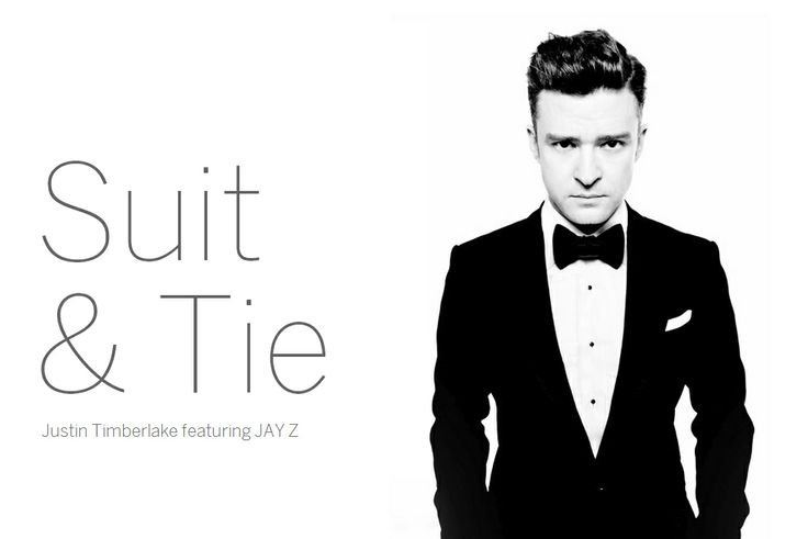 Suit and Tie-Justin Timberlake | Best songs of 2013 ...