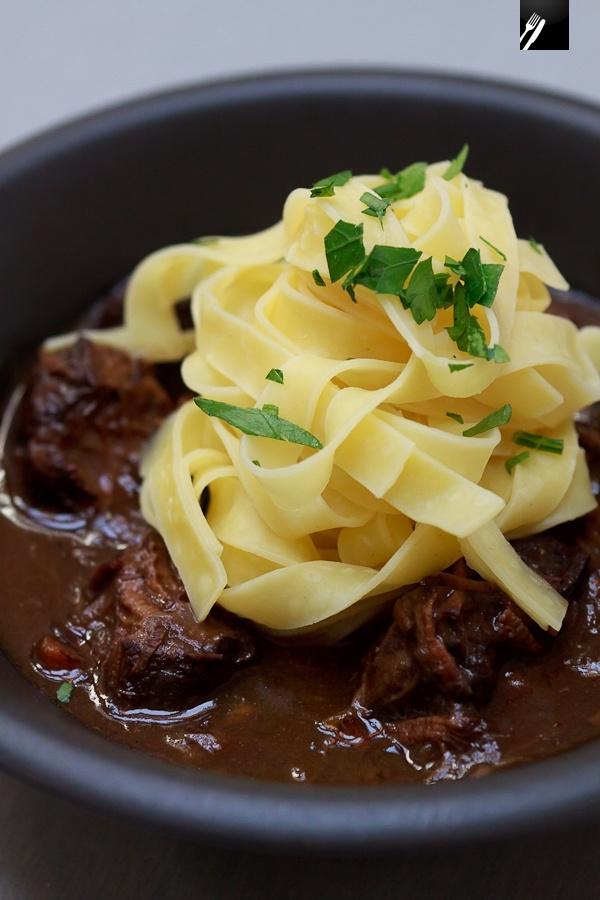 Bœuf Bourguignon | Dinner | Pinterest