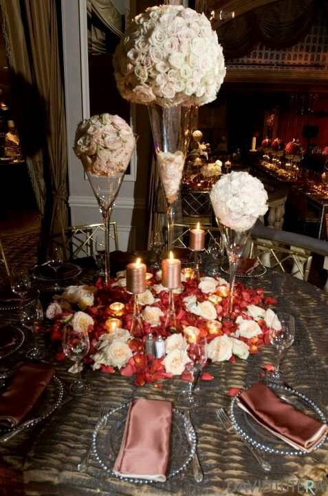 David Tutera Centerpiece Centerpieces And Floral Arrangements Pin